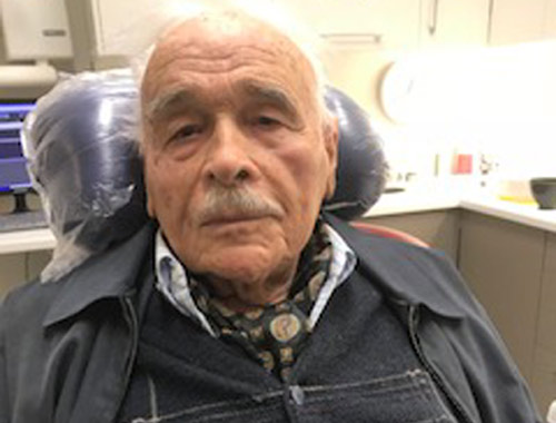 seniors dentist maroubra